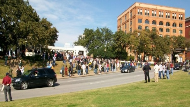 Not Everyone Is Happy with the Ticketing Process for Dealey Plaza in November