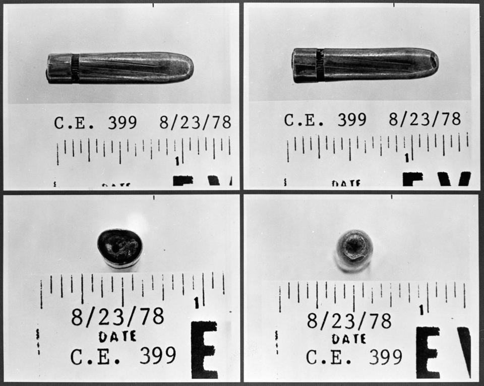 Troves of files on JFK assassination remain secret